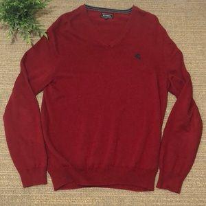 Men's Express V-Neck Sweater